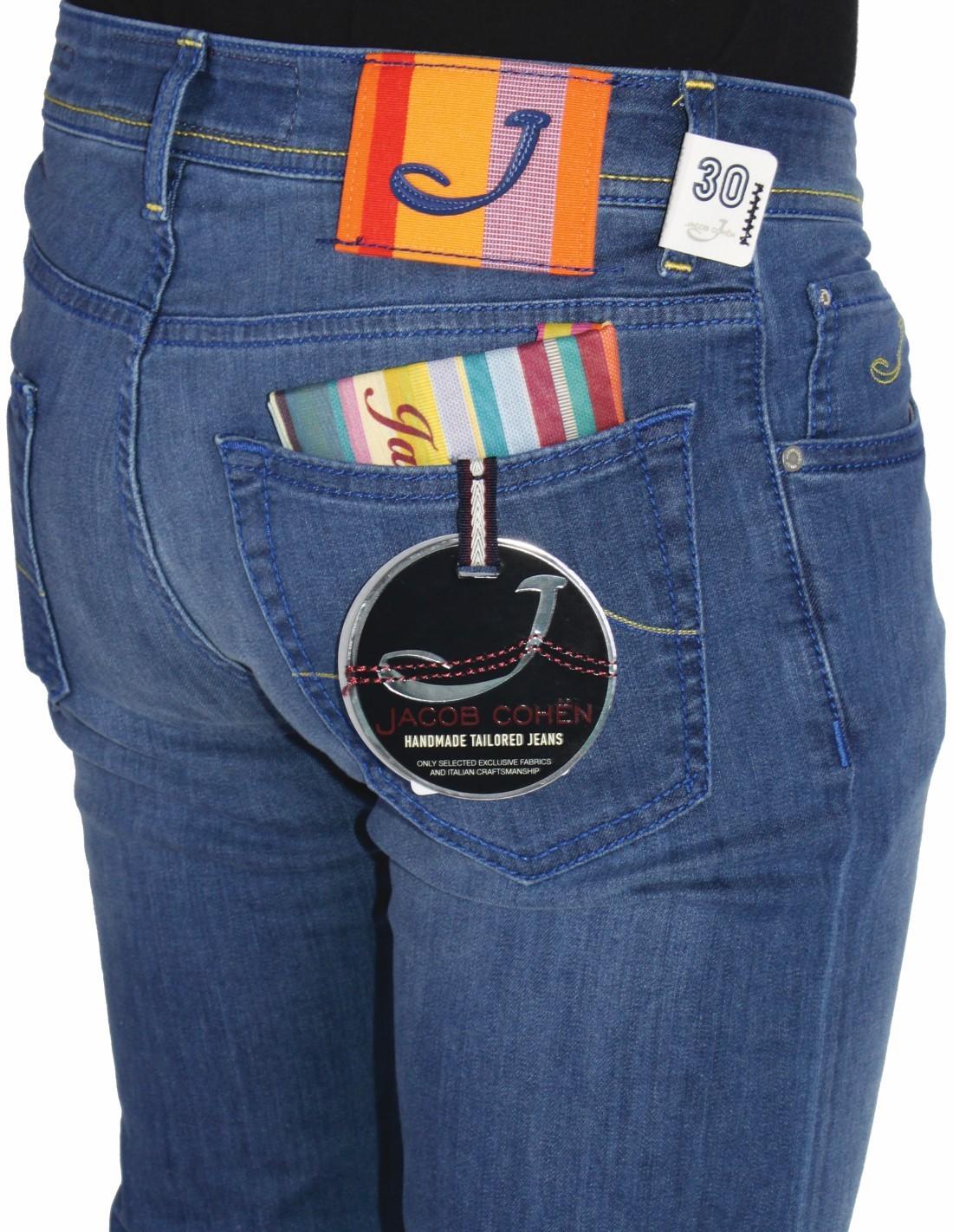 nuovo prodotto 82079 05364 Jacob Cohen 622 Luxury Jeans