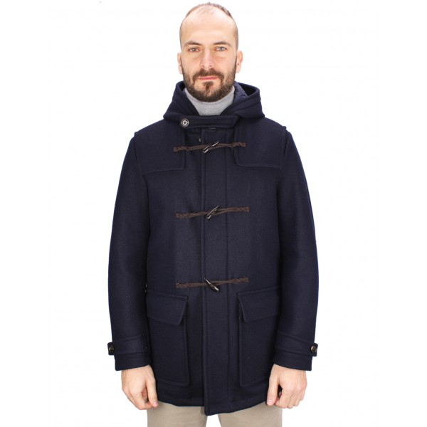 online retailer 2f11e fb196 Cappotto Montgomery Imbottito in Misto Lana