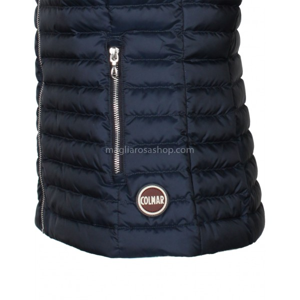 factory price 75855 f3c49 Piumino Gilet Donna Smanicato