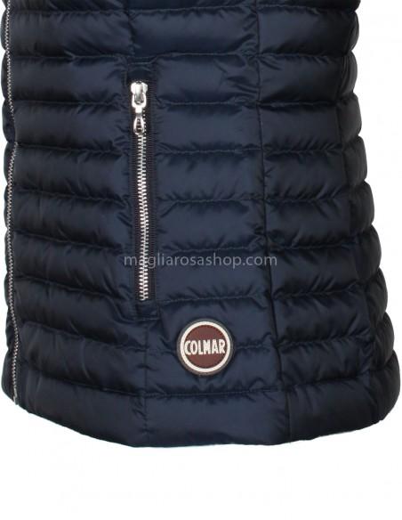 factory price db20d b168c Piumino Gilet Donna Smanicato