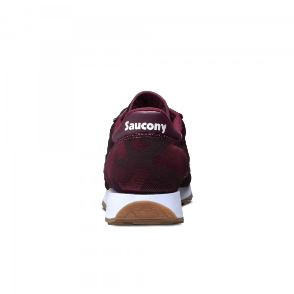 Sneakers Saucony Jazz O' Camouflage Bordeaux