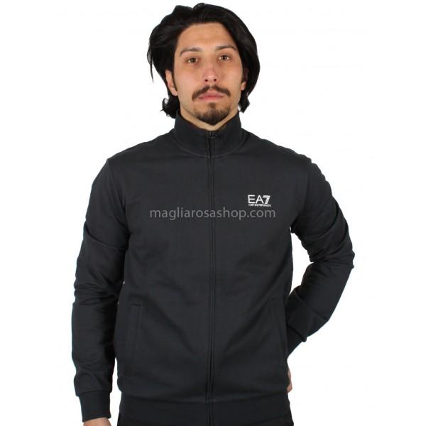 cheaper 60750 97c0d Felpa Uomo Con Zip
