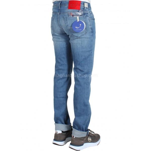 codice promozionale 4841f 4bc56 Jeans Uomo 688 Lavaggio Medio